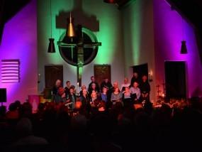DJ Setup - Konzert - Evangelische Kirche - Wahlstedt