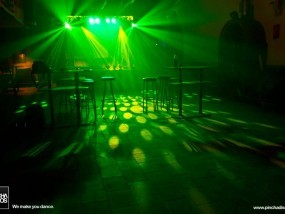 DJ Setup - Clubfeier - Iron Horses MC - Stolpe