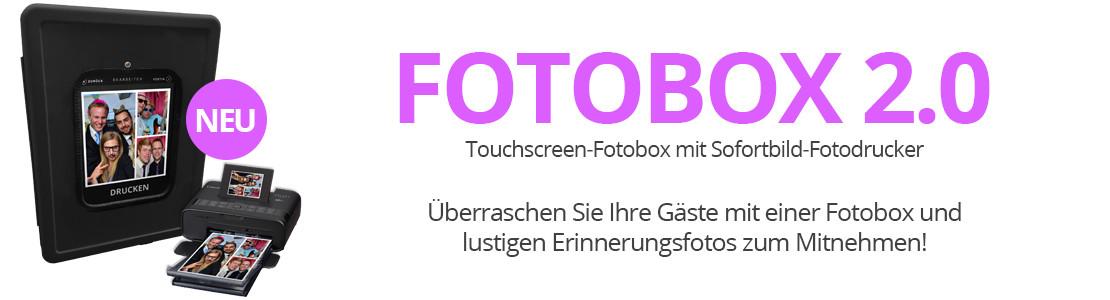 Fotobox mieten - www.pinchadiscos.de