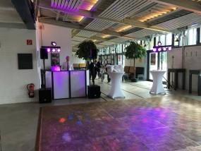DJ Setup - Hochzeit - Kulturwerk - Norderstedt