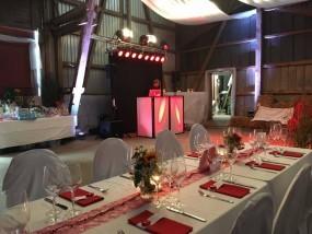 DJ Setup - Hochzeit - Groß Niendorf