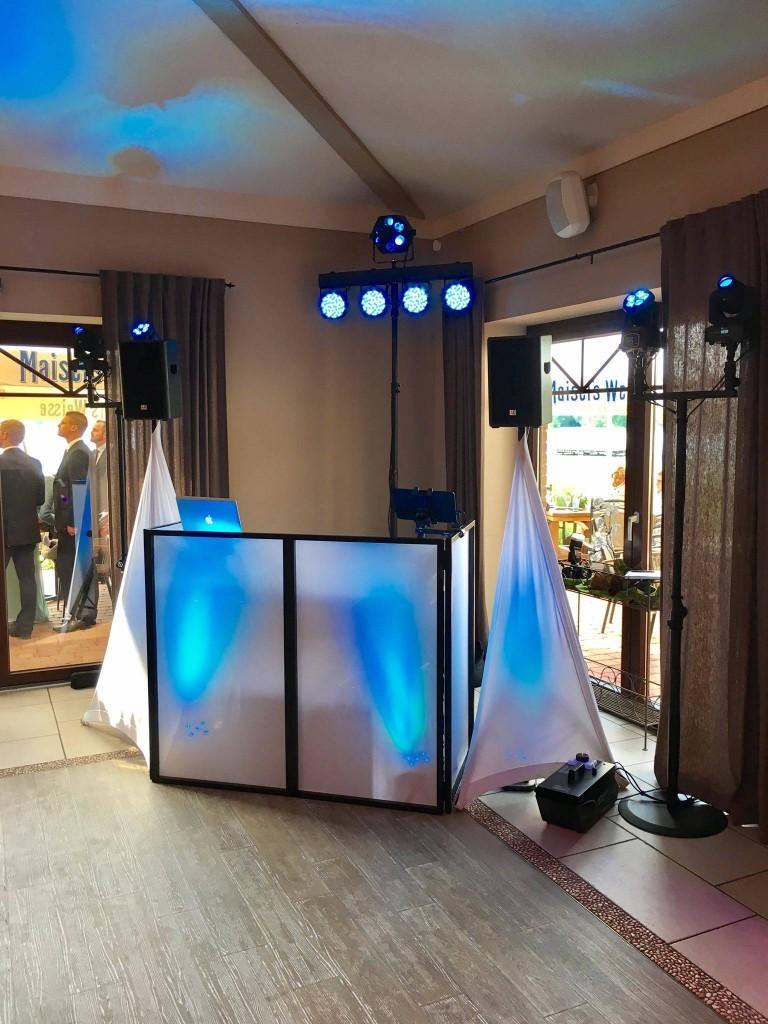 DJ Setup Hochzeit - Restaurant am Ihlsee - Bad Segeberg